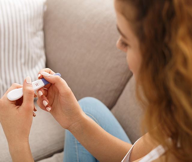 Apartir de cuando se puede hacer una prueba de embarazo