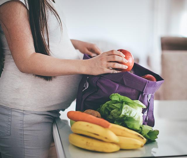 Es malo comer picante durante el embarazo