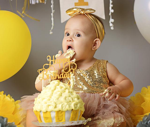 Guía De Ideas Para Celebrar Su Primer Cumpleaños